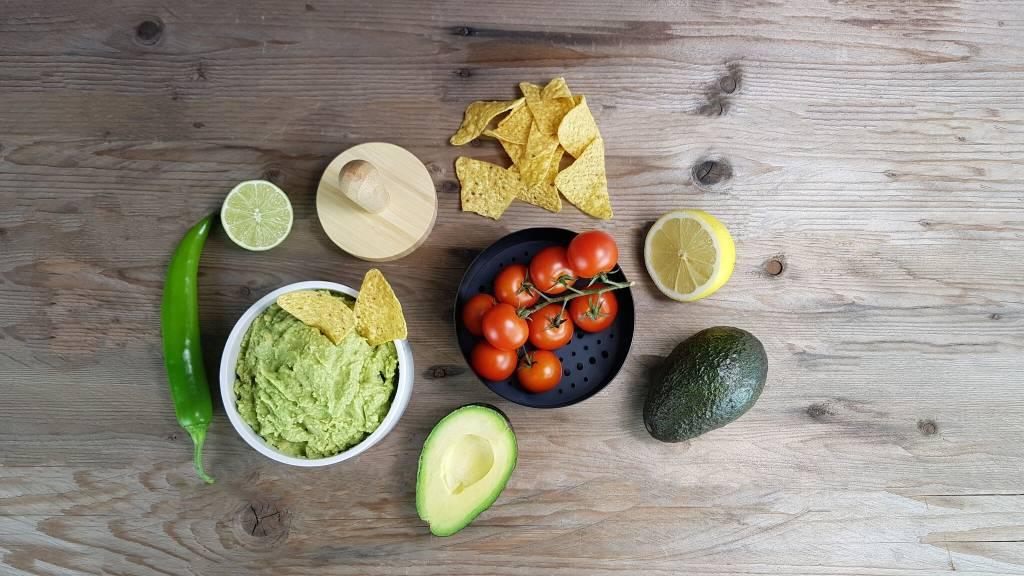 Cookut* Good Fresh Guacamole