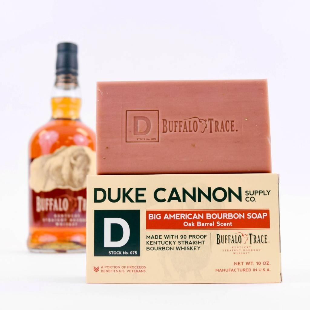 Duke Cannon Supply Big American Bourbon Soap