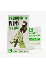 Duke Cannon Supply Smells Like Productivity Soap