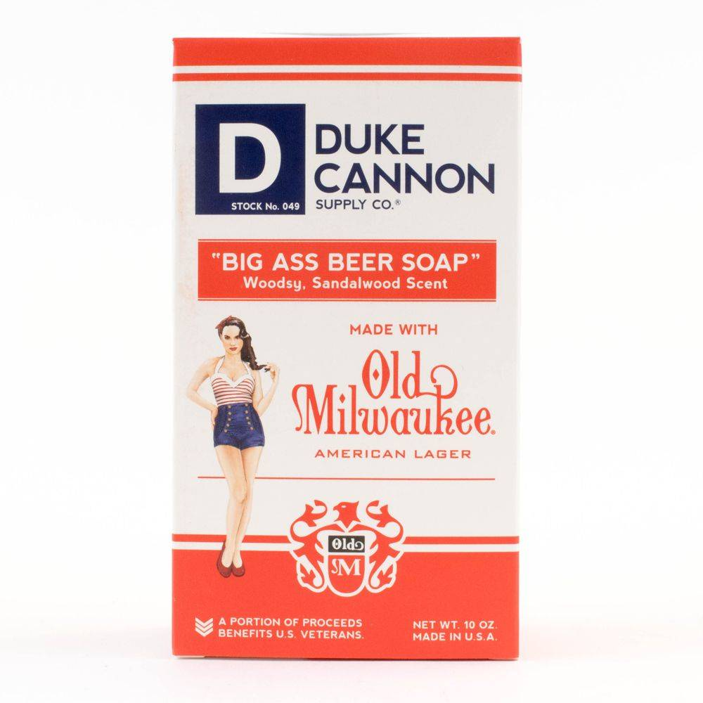 Pin-Up Big Ass Beer Soap DNR