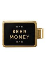 Hallmark Home and Gifts (HHG) Beer Money - Money Clip DNR