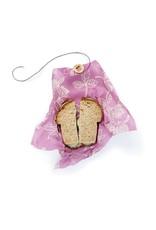 Bee's Wrap Single Sandwich Wrap - Mimi's Purple