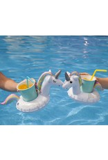 Big Mouth Magical Unicorn Beverage Boat - 2pk