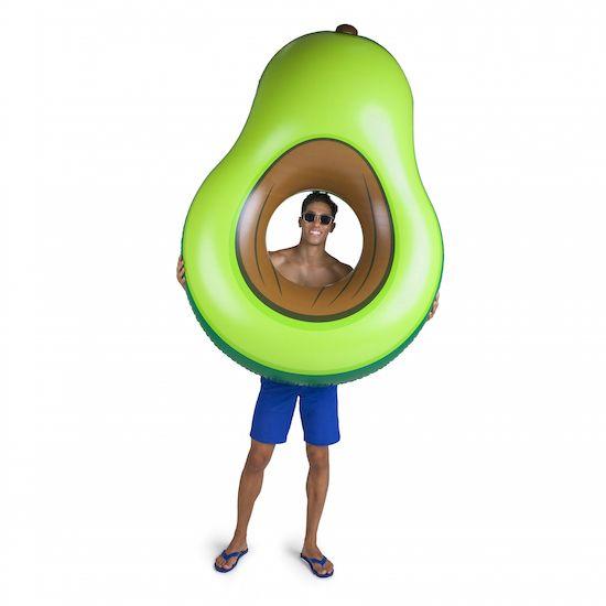 Avocado - Giant Pool Float