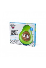 Big Mouth Avocado - Giant Pool Float