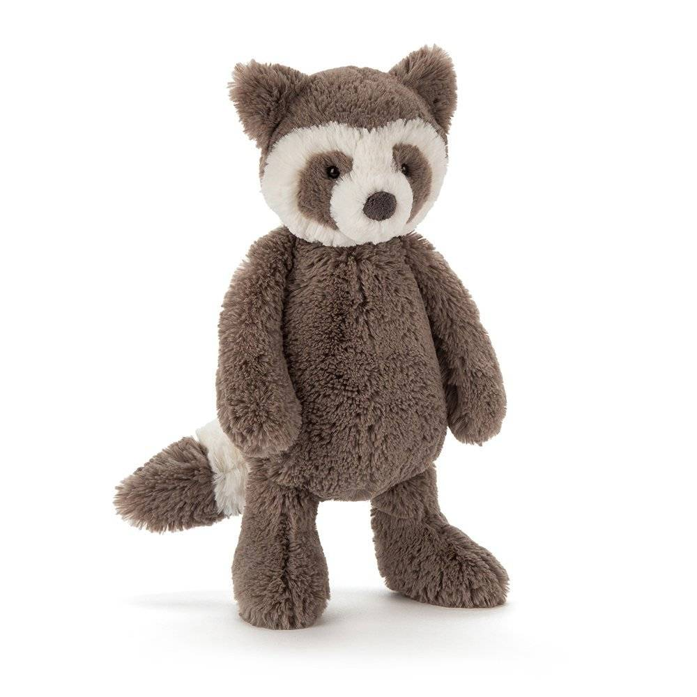 JellyCat, Inc. Bashful Raccoon Medium