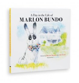 Chronicle Books Day in the Life of Marlon Bundo - Book