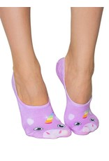 Living Royal Unicorn Liner Socks