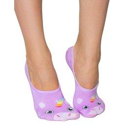 Living Royal Unicorn Liner Socks