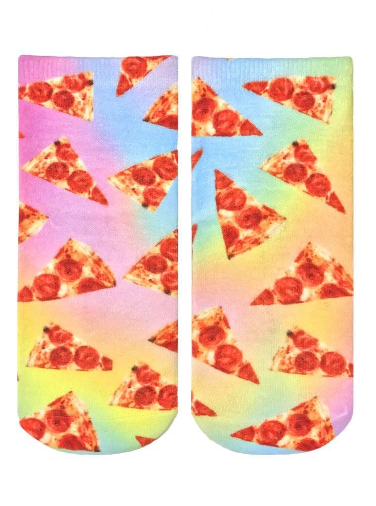 Living Royal Pizza Slices Ankle Socks DNR