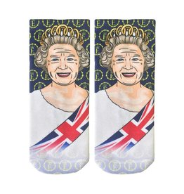 Living Royal Queen Elizabeth Ankle Socks