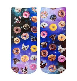 Living Royal Dog Cravings Ankle Socks