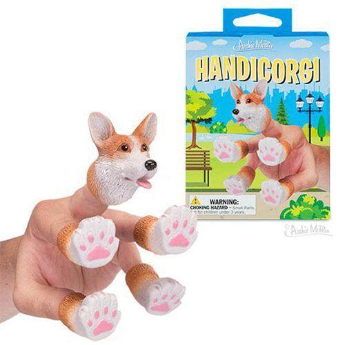 Handicorgi - Finger Puppets DNR