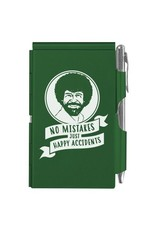 Wellspring Bob Ross No Mistakes - Green Flip Note