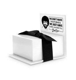 Wellspring Bob Ross No Mistakes Sticky Notes