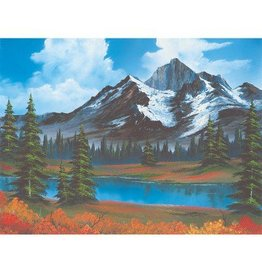 Wellspring Bob Ross Spring Puzzle