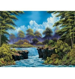 Wellspring Bob Ross Summer Puzzle