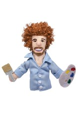 Unemployed Philosopher Bob Ross Magnetic Personality