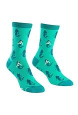 Sock It To Me Princess Of The Sea - Women's Crew Socks