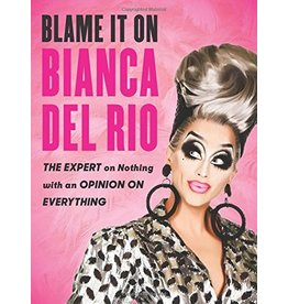 Harper Collins Blame It On Bianca Del Rio DNR
