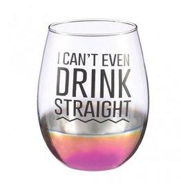Grasslands Road Stemless Wine Glass Drink Straight