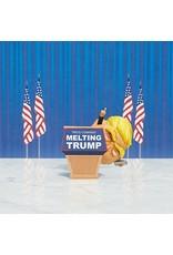Melting Trump