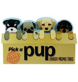 Streamline Pick A Pup Memo Tabs