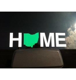 Home Ohio Sticker - Green DNR