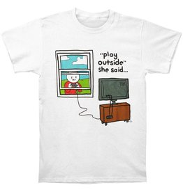Hold This Inc Play Outside Unisex T-Shirt
