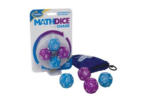 THINK FUN Math Dice Chase
