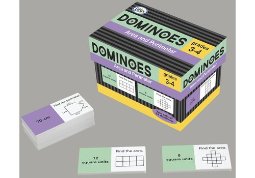 Didax Area and Perimeter Dominoes