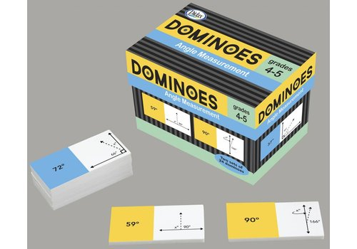 Didax Angle Measurement Dominoes