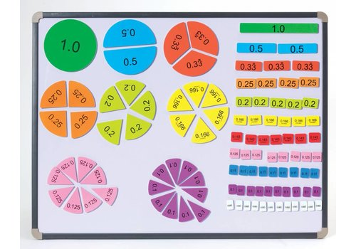 Didax Magnetic Decimal Tiles