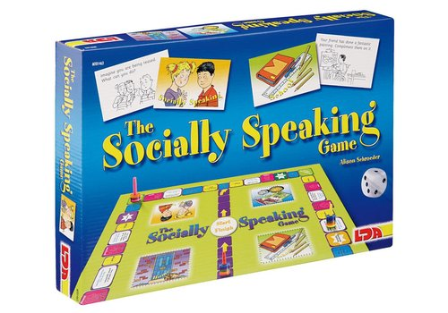 Didax Socially Speaking Game