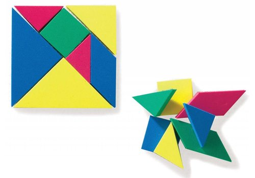 Didax Tangrams