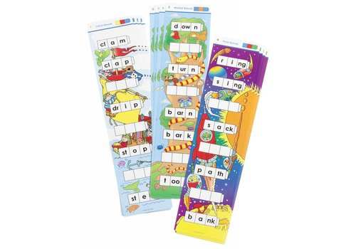 Didax Unifix Word Ladders, Blends