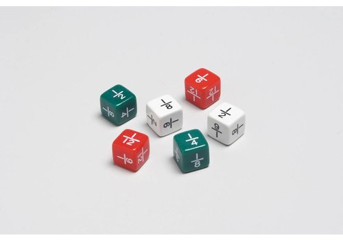 Didax Fraction Dice