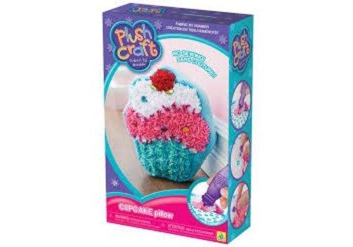PlushCraft Cupcake Pillow