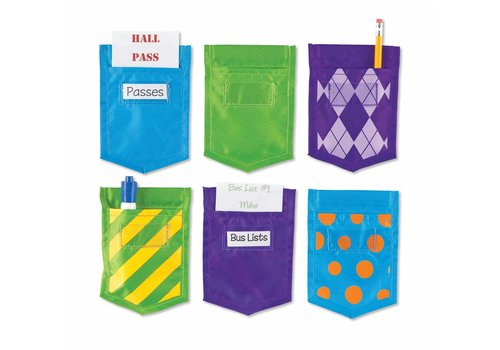 Learning Resources Solids and Patterns Magnetic Mini Pockets