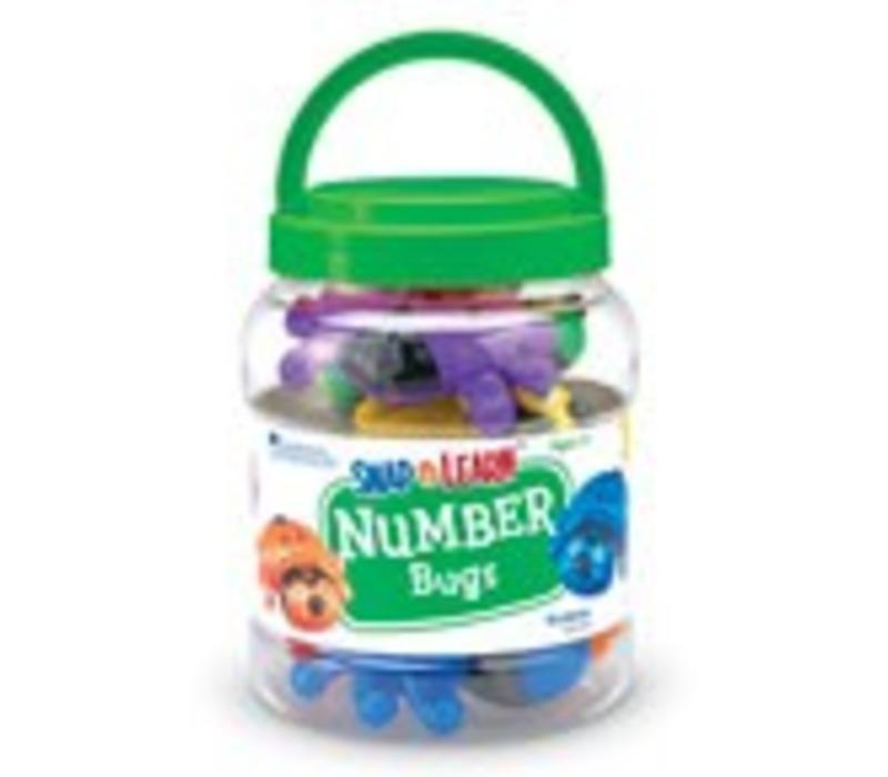 Snap-n-Learn Number Bugs