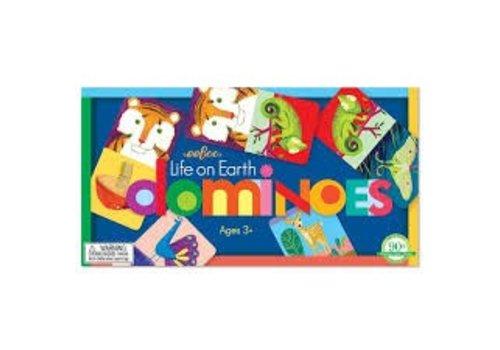 Eeboo Life On Earth Dominoes