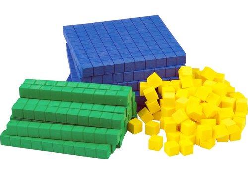 Teacher Created Resources Foam Base Ten Set