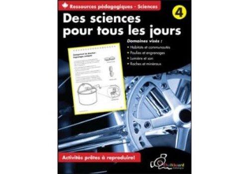 NELSON Des Sciences pour tous les jours, 4