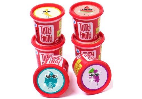 Tutti Frutti: Scented Modeling Dough- Green Apple Sparkle