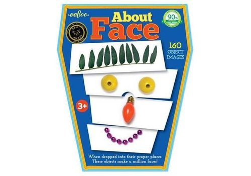 Eeboo About Face Game