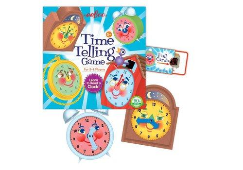 Eeboo Telling Time Game