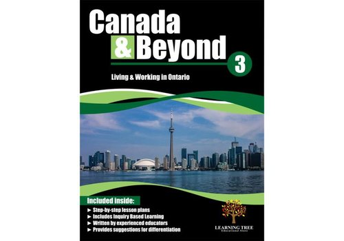 Canada & Beyond: Living and Working in Ontario Grade 3