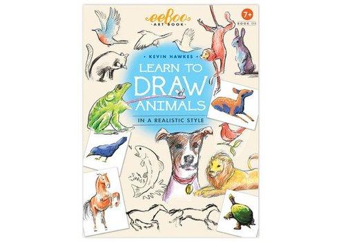 Eeboo Learn to Draw Animals