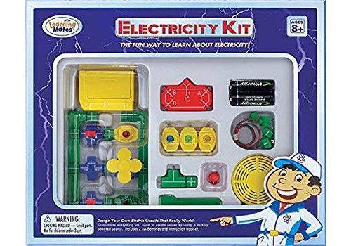 Popular Playthings Electricity Kit Ages 8+