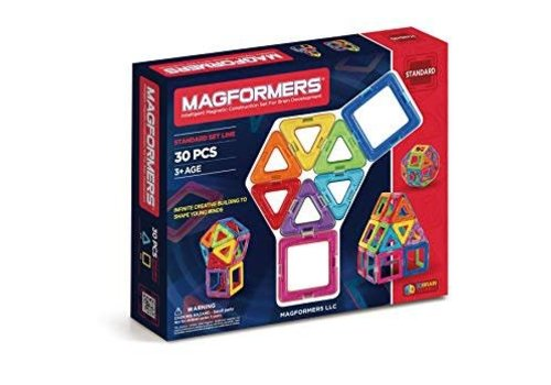 MAGFORMERS Magformers, 30 pc basic set